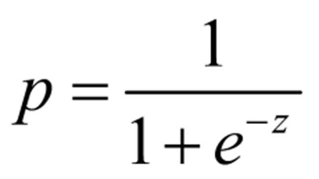 Abbildung 4: Logistische Funktion