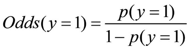 Abbildung 7: Berechnung der Odds