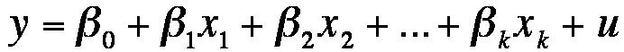 Abbildung 3: Regressionsgerade
