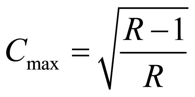 Abbildung 7: Berechnung des Kontingenz-Koeffizienten nach Pearson